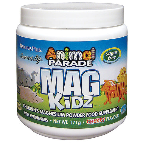 Animal Parade Magnesium Kidz Powder 171g