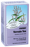 Vervain Herbal Teabags - Buy Healthy All Natural Vitamins Supplements