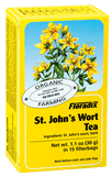 St John's Wort Herbal Teabags - Buy Healthy All Natural Vitamins Supplements