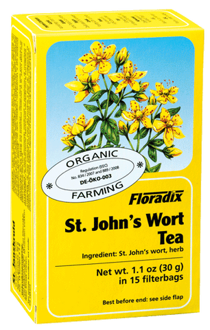 St John's Wort Herbal Teabags