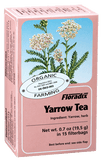Yarrow Herbal Teabags - Buy Healthy All Natural Vitamins Supplements