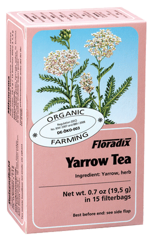 Yarrow Herbal Teabags