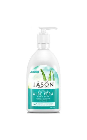 Aloe Vera Liquid Satin Soap