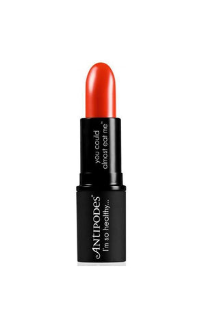 Antipodes West Coast Sunset Lipstick