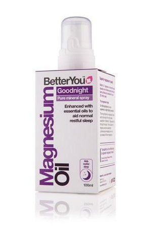 BetterYou Magnesium Oil Spray (Goodnight) - 100ml