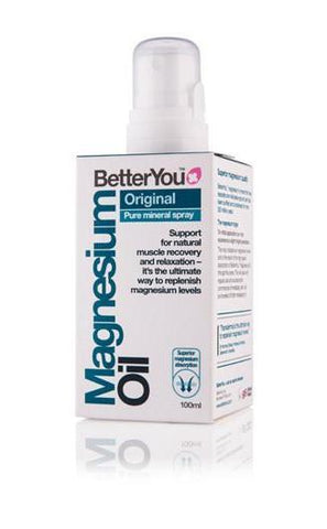 BetterYou Magnesium Oil Spray (Original) - 100ml