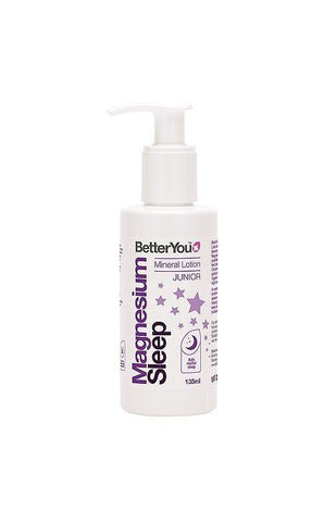 BetterYou Magnesium Sleep Mineral Lotion Junior - 135ml