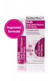 BetterYou MultiVit Daily Oral Spray 25ml - Buy Healthy All Natural Vitamins Supplements