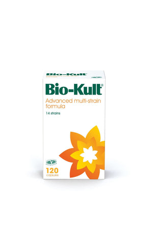 BIO-KULT  Advanced  Multi-Strain Formula 120 CAPSULES