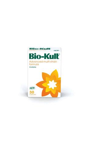 BIO-KULT  Advanced  Multi-Strain Formula 30 CAPSULES