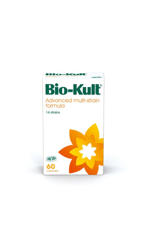 BIO-KULT  Advanced  Multi-Strain Formula 60 CAPSULES