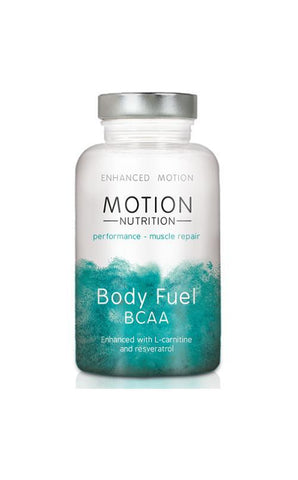 Body Fuel BCAA  120 capsules