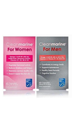 For Women & For Men Twin-pack
