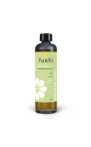 Fushi BAOBAB SEED OIL VIRGIN 100ML ORGANIC FRESH-PRESSED