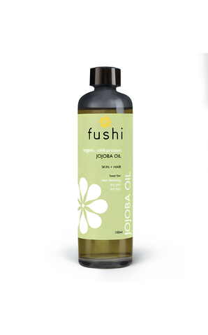 Fushi JOJOBA GOLDEN ORGANIC OIL 100ML FRESH-PRESSED
