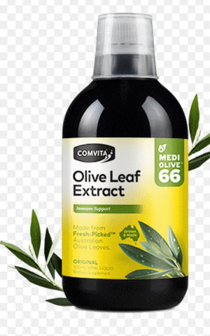 Comvita olive leaf extract 500 ml original flavour