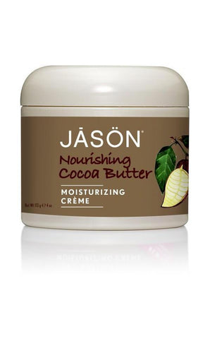 Jason Organic Cocoa Butter Cream 113g