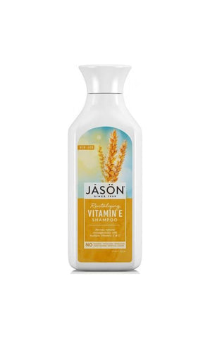 Jason Organic Vitamin A C & E Shampoo 473ml