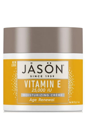 Jason Organic Vitamin E 25000IU Cream 113g