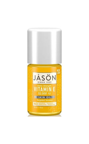 Jason Organic Vitamin E Oil 32000IU 30ml