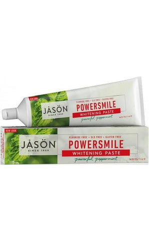 Jason Powersmile Antiplaque & Whitening Toothpaste 170g