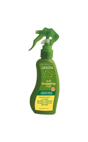 Jason Quit Bugging Me! Natural Insect Repellant Spray 133ml