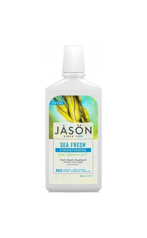 Jason Sea Fresh Mouthwash  473ml