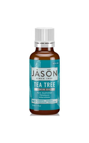 Jason Tea Tree 100% Pure Oil - Purifying 30ml