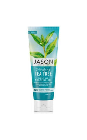 Jason Tea Tree First Aid Soothing Gel Tube 113g