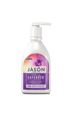 Lavender Satin Body Wash