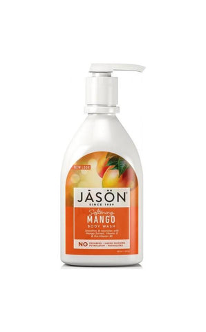 Mango Satin Body Wash