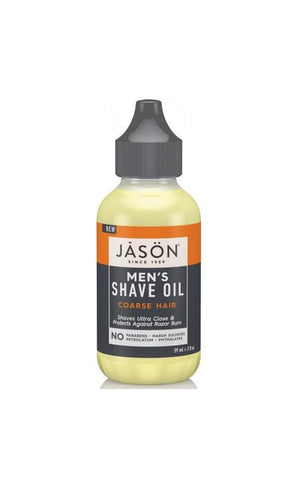 Man's Shave Oil Coarse Hair