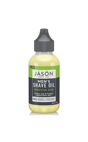 Man's Shave Oil Sensitive Skin