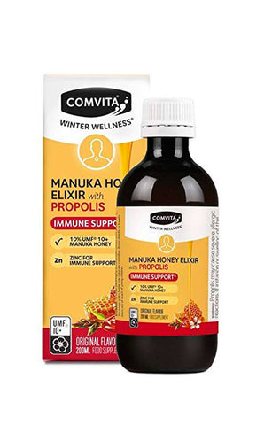 Comvita Propolis Herbal Elixir 200ml