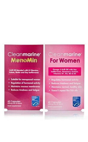 MenoMin & For Women Twin-pack