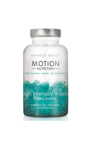 Motion Nutrition HIIT Beta Alanine 120 capsules – 30 days supply