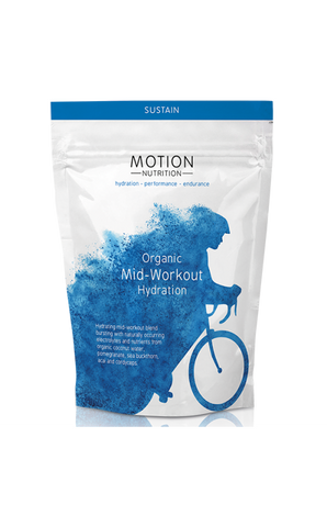 Motion Nutrition Organic Workout Hydration 320g