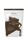 Motion Nutrition Organic Raw Cacao Whey Protein - Buy Healthy All Natural Vitamins Supplements