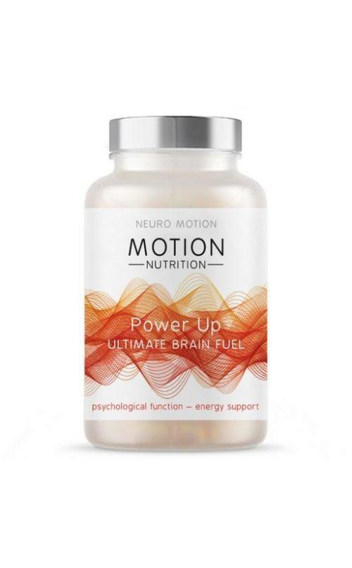 Motion Nutrition Power Up: Day Time Nootropic 30 day supply - Healthunter