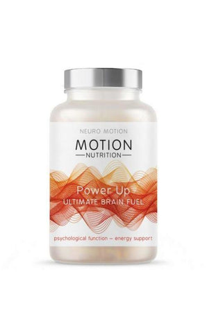 Motion Nutrition Power Up: Day Time Nootropic  30 day supply