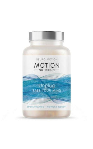 Motion Nutrition Unplug Ease Your Mind  3-day trial pack