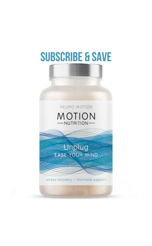 Motion Nutrition Unplug Subscription