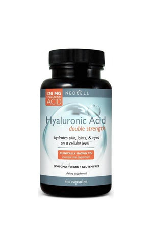 Neocell Hyaluronic Acid 120mg 60 capsules
