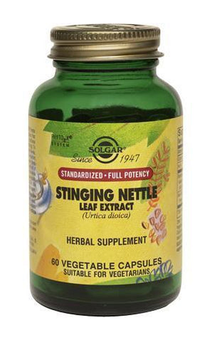 Solgar Nettle Leaf Extract Vegetable Capsules