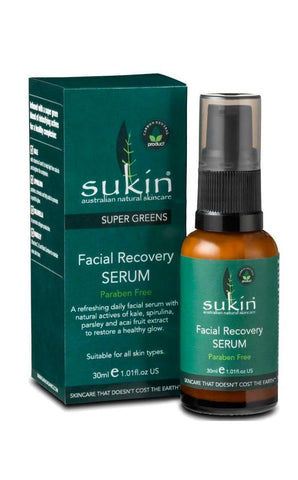 Sukin Super Greens - Nutrient Rich Facial Moisturiser (125ml)