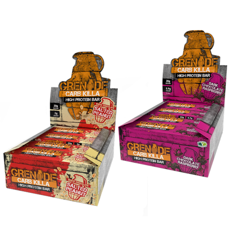 Carb Killa  bars BOX OF 12
