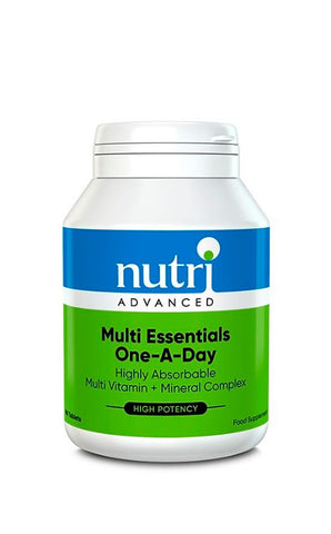 Multi Essentials One A Day 60 Tablets