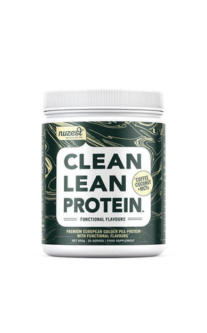 Nuzest Clean Lean Protein Functional Flavours