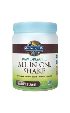 Organic All-in-One Shake Chocolate