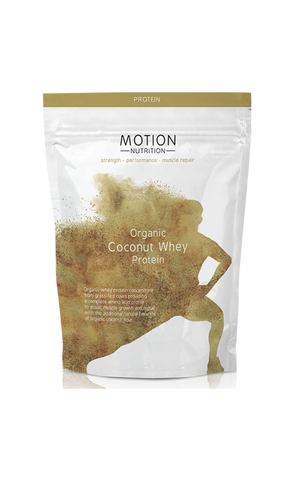 Organic Coconut Whey Protein 480g